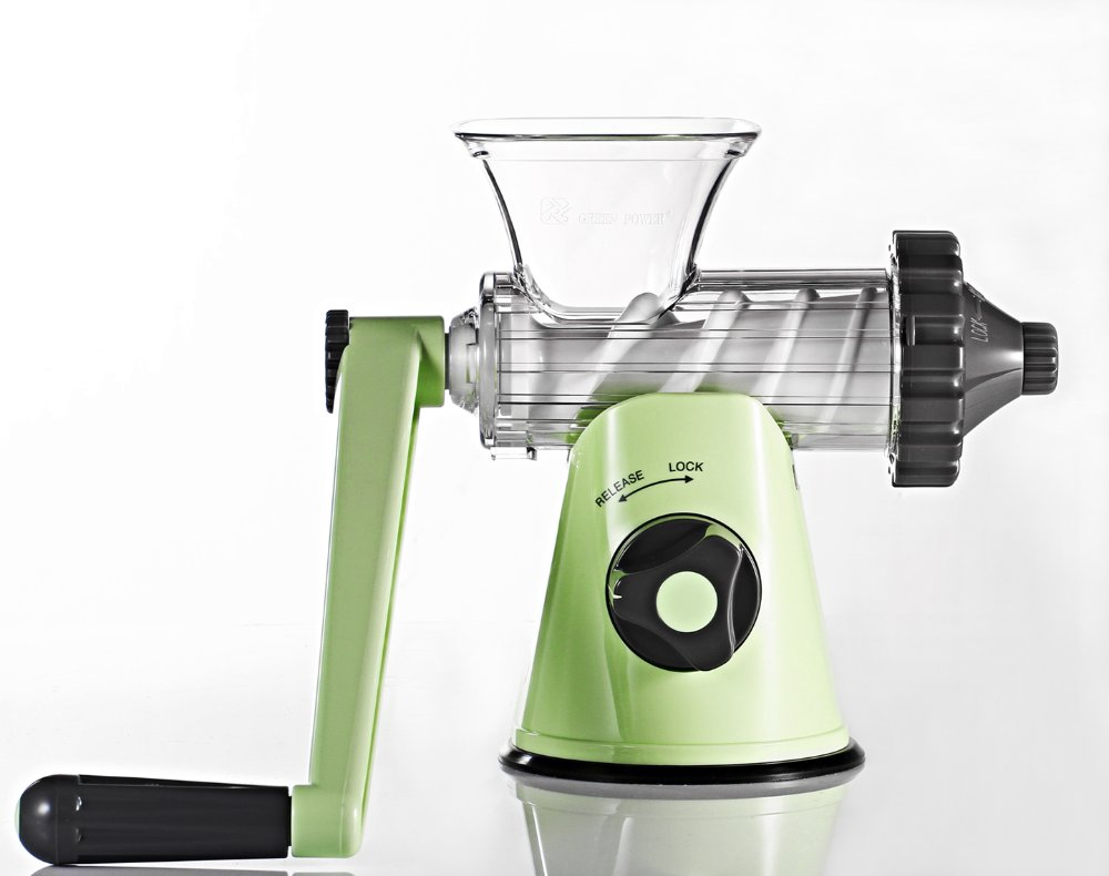 Healthy Juicer GP27 - Manual Wheatgrass Juicer